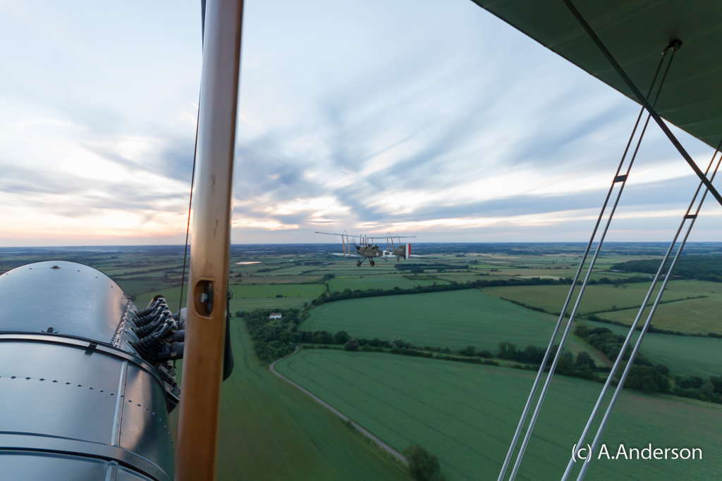 AA BE2c 20140625 OldWarden AA Flight 2322 (1)