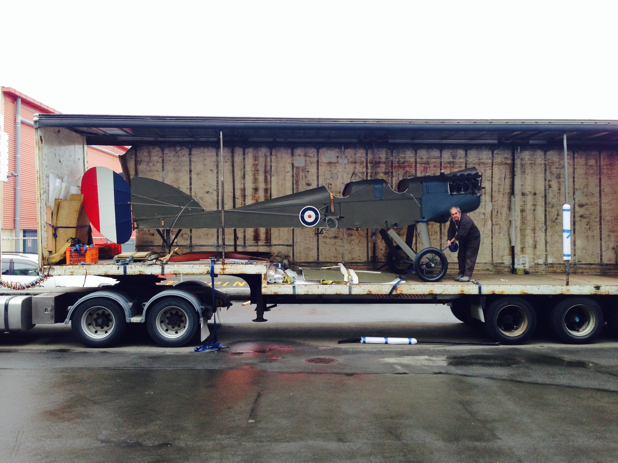 BE2e en route Masterton (1)