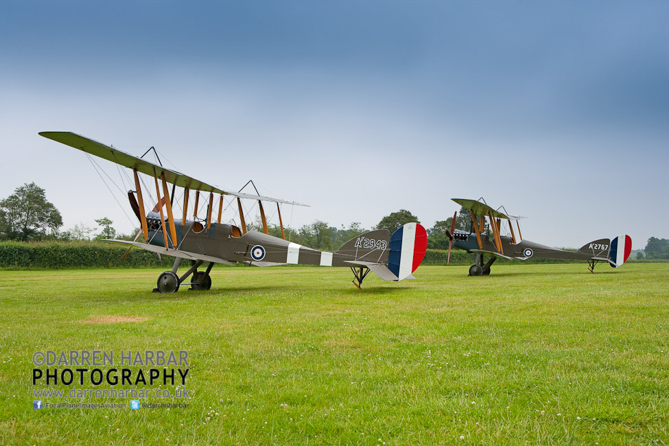 BE2es at Shuttleworth
