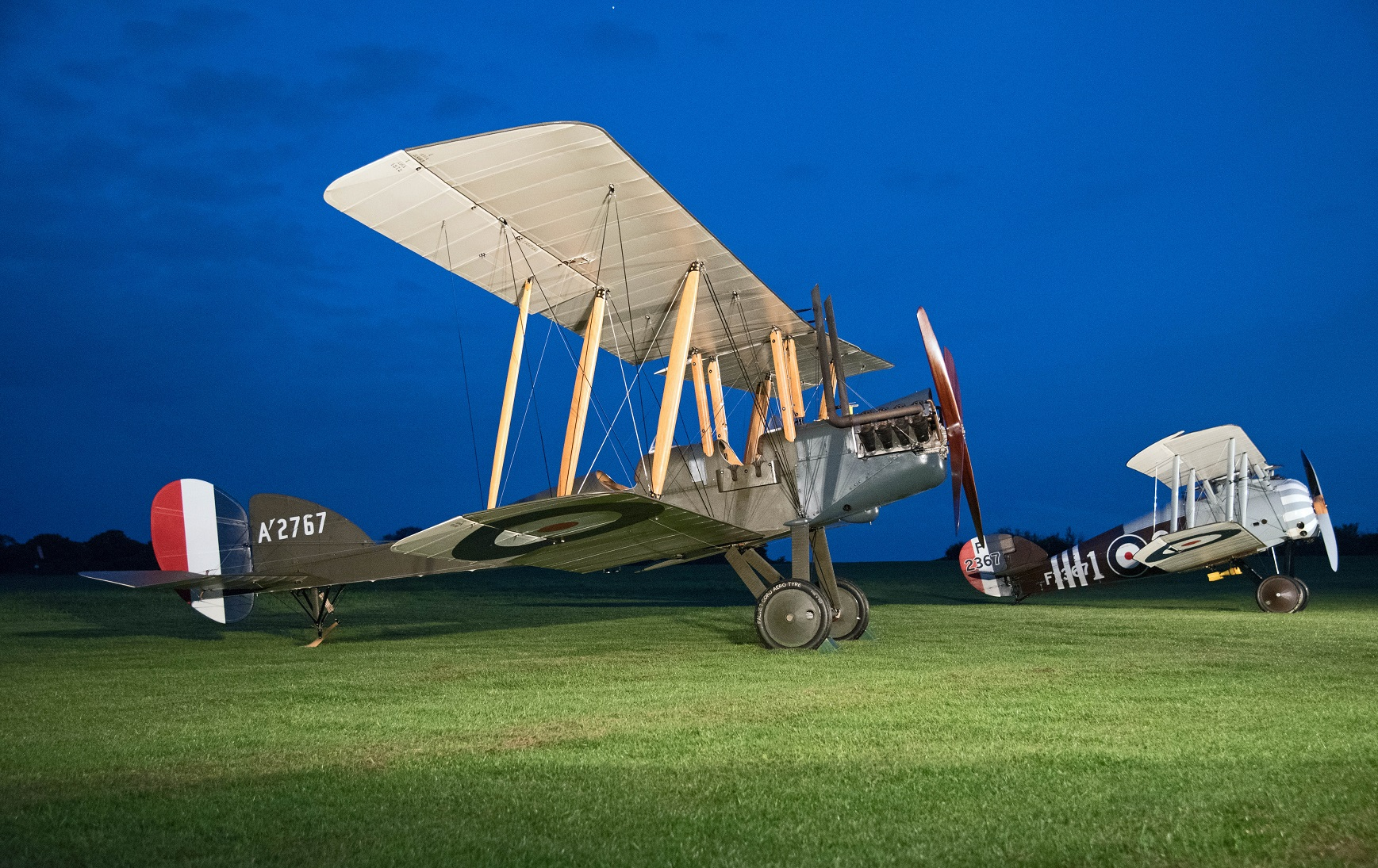 BE2e and Snipe at Dusk